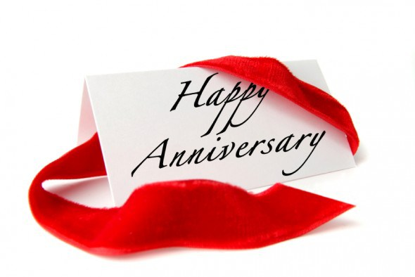 What is an anniversary in a relationship